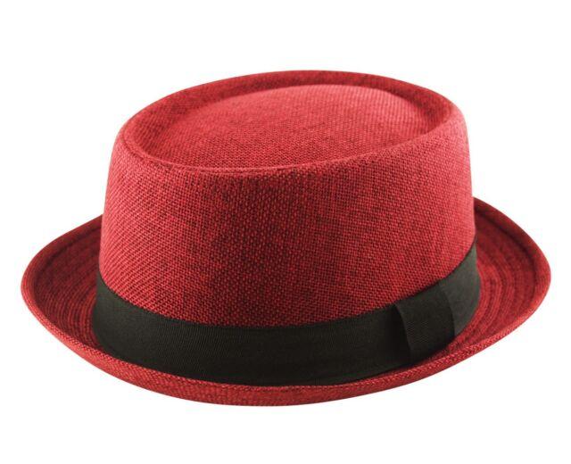 HEISENBERG BREAKING BAD PORKPIE Texture Feel Pork Pie Hat
