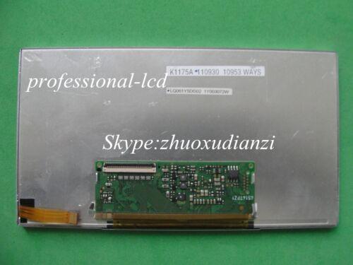 LQ061Y5DG02 LQ061Y5DG01 Brand New Original LCD Display for car GPS Navigation