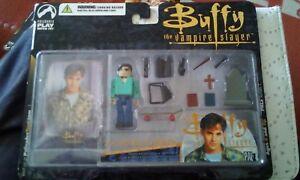 Buffy-Palz-figure-et-exclusive-Carte-serie-1-Xander-Harris