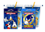 SONIC THE HEDGEHOG CAPRI SUN LABELS BIRTHDAY PARTY FAVORS Suns STICKERS #2