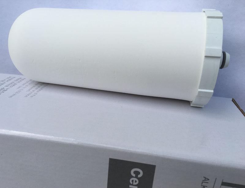 Hexagone Alkaline hydrogène de filtration d'eau original cartouche No 1 filtre céramique