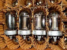 4P1L /4LS1 /RL2 /4P6 =SVETLANA=Pentode Tubes.NOS from 72-76!!Lot of 4 Pcs