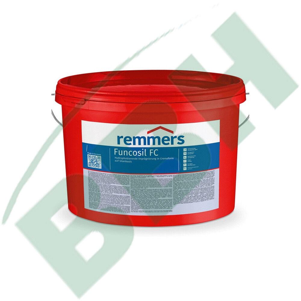 ( ( ( /L) Remmers Funcosil FC 5 Liter Fassadencreme Hydrophobierung 3b8685