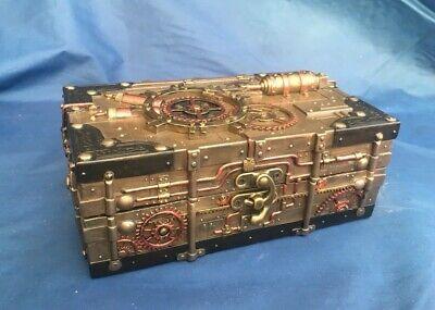 Nemesis Now Boxtopus Bo/îte en Bronze 16 cm