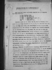 15. Panzer Division Afrika -  Rückzug von El Alamein nach Matruh von 1941 - 1942