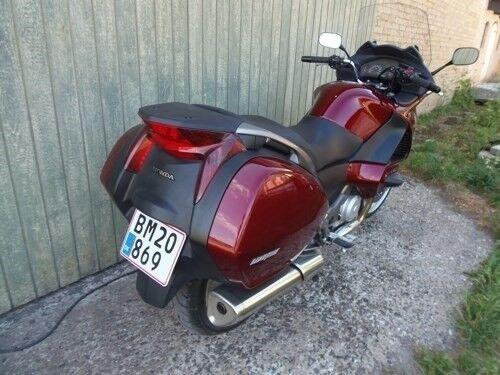 Honda, NT 700 VA Deauville, ccm 700
