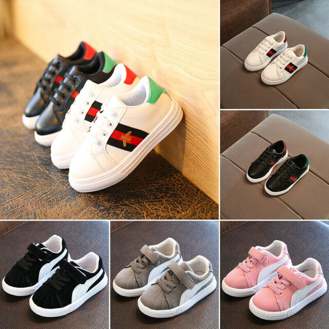 Walking Shoes Casual Toddler Trainers UK Sneakers Girl/'s Baby Boy/'s Kids Sports