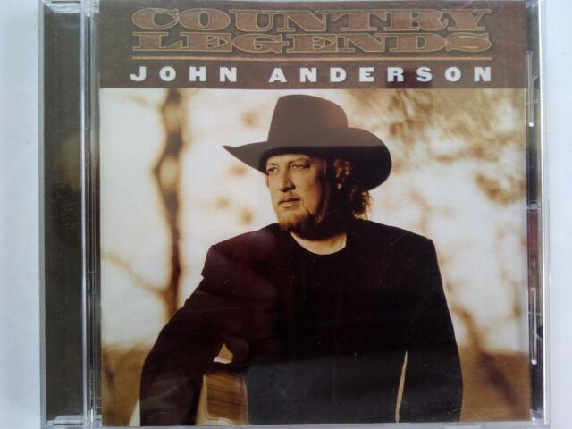 John Anderson, CD Country Legends , NEU, OVP, VERSCHWEISST !
