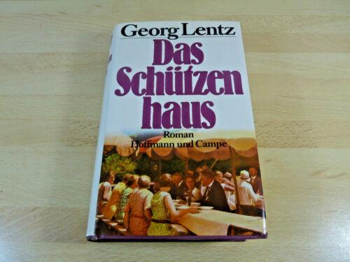 1 von 1 - SIGNIERT / Georg Lentz: Das Schützenhaus / Gebunden