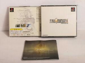 Final-Fantasy-NTSC-Japan-w-Booklet-Playstation-1-Japanese-PS1-PS-b