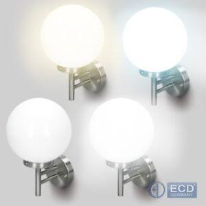 Lampe lampadaire éclairage extérieur applique murale boule luminaire ...