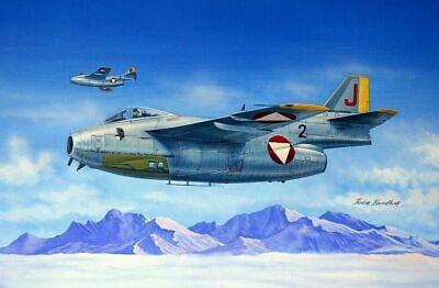 J 29F Flying Barrel HBB81745 Hobbyboss 1:48