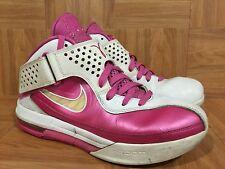 276310da432e item 5 Worn🔥 Nike Lebron Soldier 5 V Think Pink Breast Cancer Awareness  Kay Yow Sz 10 -Worn🔥 Nike Lebron Soldier 5 V Think Pink Breast Cancer  Awareness ...