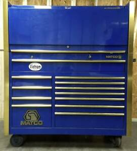 Image Is Loading Matco Tool Chest Side Cabinet