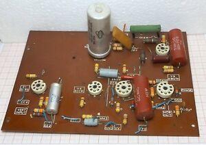 Module from old oscilloscope HEATHKIT VINTAGE [2] - Wroclaw, Polska - Module from old oscilloscope HEATHKIT VINTAGE [2] - Wroclaw, Polska