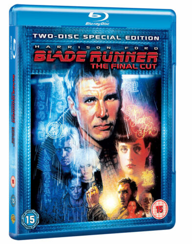 1 of 1 - Blade Runner: The Final Cut Blu-ray (2007) Harrison Ford