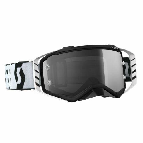 Scott Prospect sable DUST LS MX Goggle Cross//Mtb Lunettes Noir//Light Sensitive G
