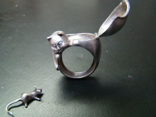 Unique and amazing Sterling Silver