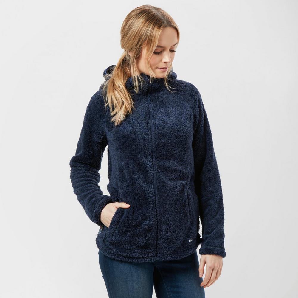 New Peter Storm Women's Full Zip Long Sleeve Millie High Loft Fleece