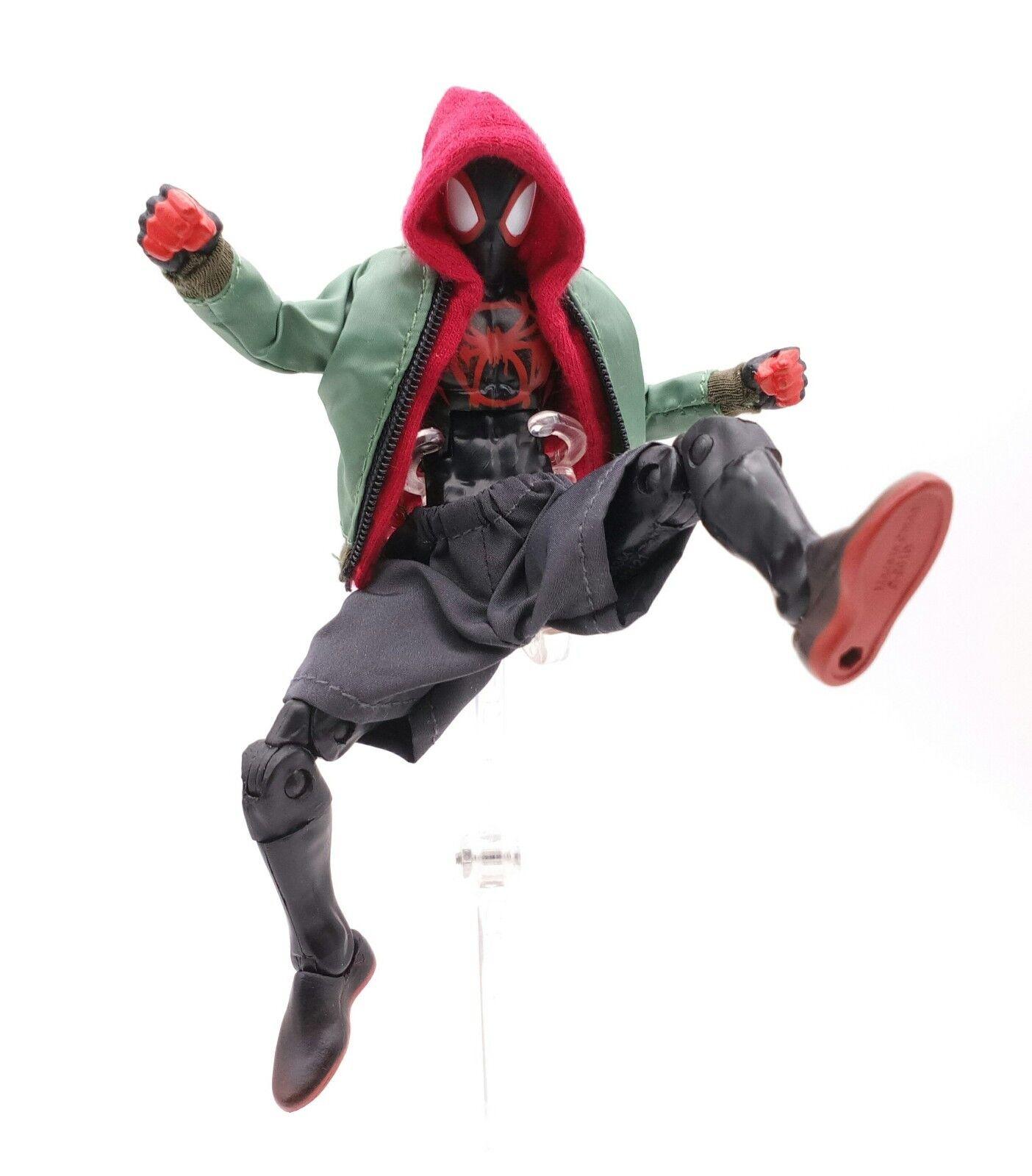 3pcs outfit für marvel - legenden miles morales  spider - man  (keine angabe)