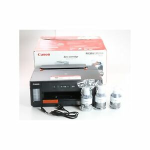 Canon Pixma GM2050 Mono-Tintenstrahldrucker Duplex USB WLAN + New (232788)