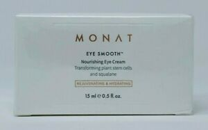 Monat Eye Smooth Nourishing Eye Cream W Plant Stem Cells 0 5 Fl