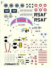 Hi Decals 1/72 PANAVIA TORNADO GR.1/IDS British Jet Fighter