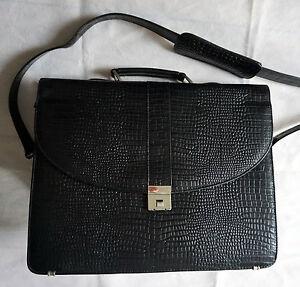 ec43b6930c6c4 Das Bild wird geladen 15-4-Zoll-Leder-Aktentasche-Laptop-Tasche-15-