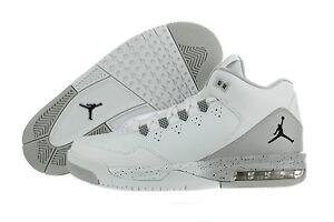 769ddf6c6c7d 705160-100 Nike Air Jordan Flight Origin 2 (GS) White Black-Grey ...