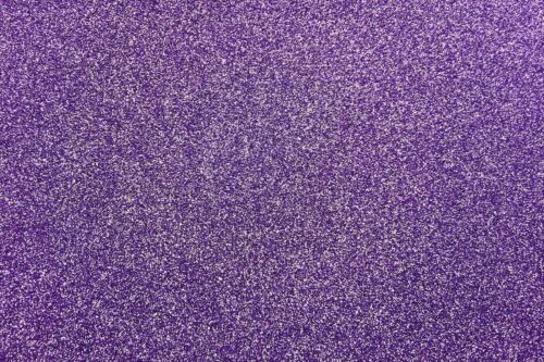 Purple Glitter Foam Sheets A4 Self Adhesive sheets Pack of 10
