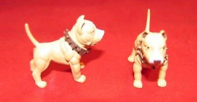 HOOD HOUNDS 3 SLUGGET PEEING PIT BULL DOG NEW