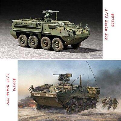 "Trumpeter 00375 1//35 ""Stryker"" Light Armored Vehicle (ICV)"