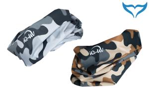 iQ-UV-230-Multifunktionstuch-grau-olive-gefleckt-Tube-grey-olive-Camouflage-Tuch