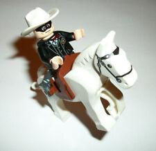Lego Minifigure Figure Disney Lone Ranger Western Civil War Cannon Lot #2