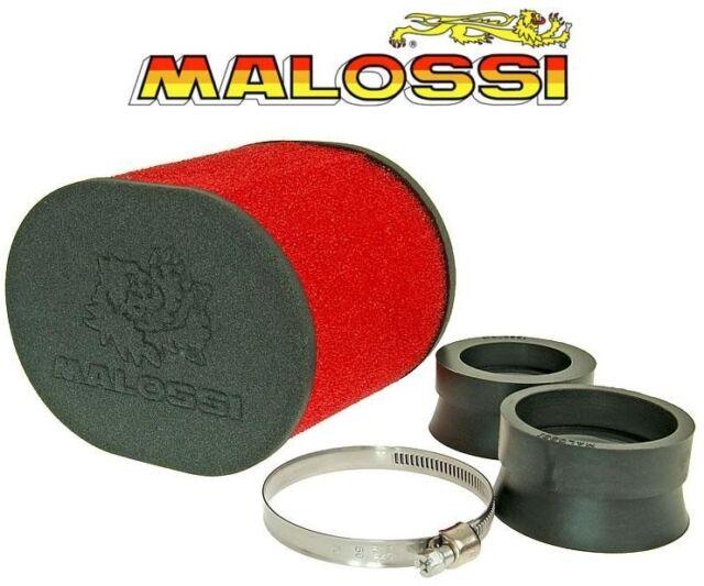Filtre à air MALOSSI E15 Diametre  Ø 42/50-58.5 pour carburateur  PHBH VHST