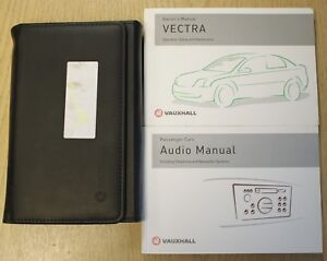 vauxhall vectra owners manual handbook wallet navigation 2002 2005 rh ebay co uk 2005 vauxhall corsa owners manual Vauxhall VXR8