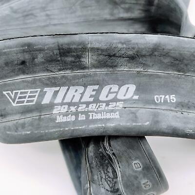 Vee tire Co 29x2.8//3.25 Presta Valve Bicycle inner Tube