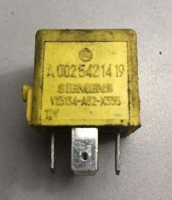Relais Steuerrelais A0025421419 Smart Four Two original