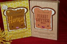 TOO FACED PEANUT BUTTER AND HONEY & PEANUT BUTTER JELLY IN BOXES 100% AUTHENTIC