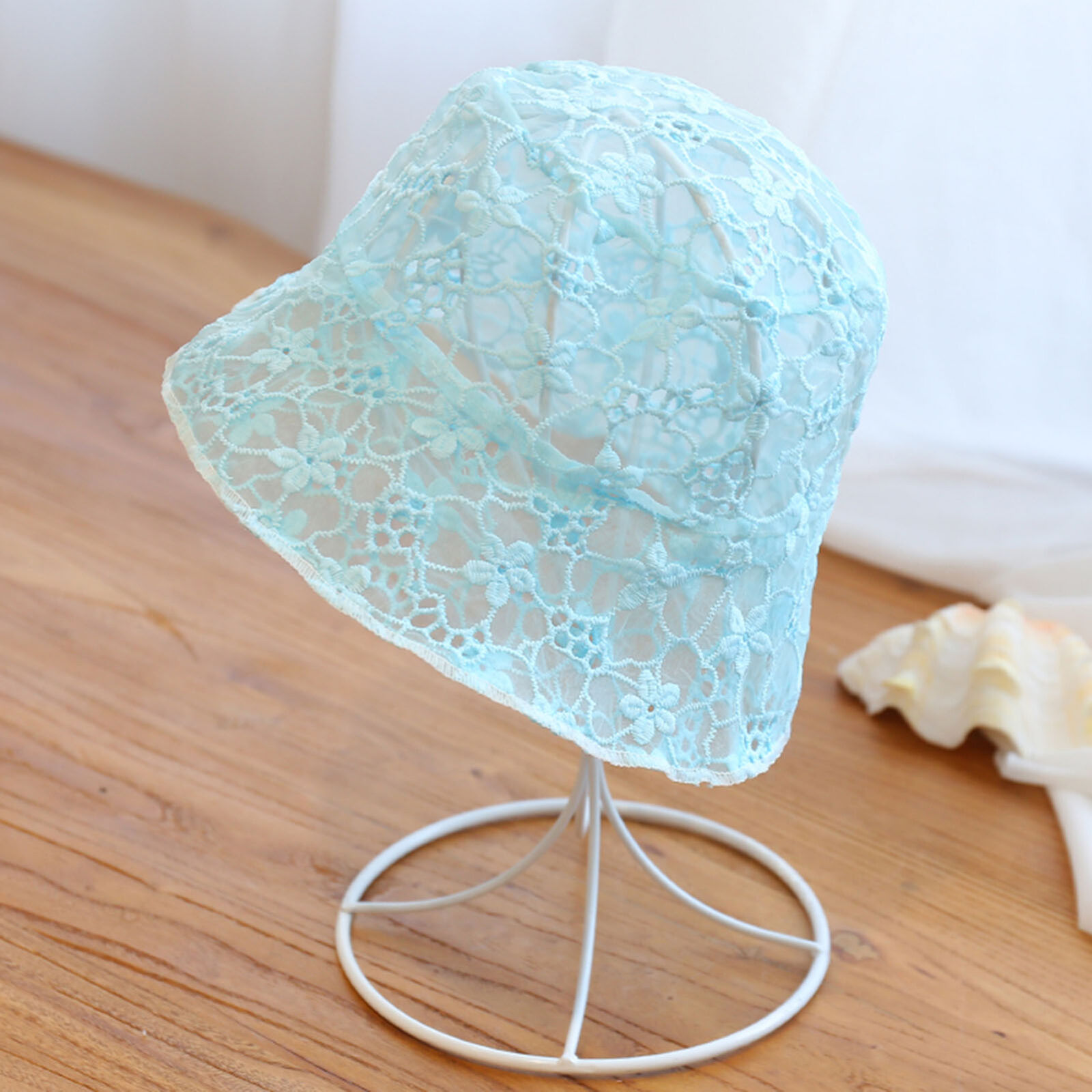 2Pcs Bucket Hat Fisherman Embroidery Print Decorative Breathable for Summer Gift