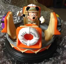 Kali Rapids Mickey Mouse Disney Die cast Metal WDW ride Mint Original Packageing