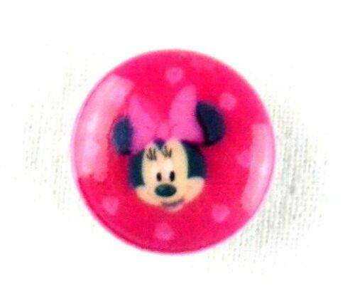 Disney Kinderknopf  Micky Maus  15 mm