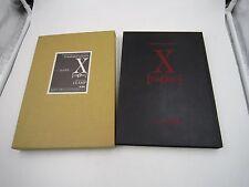 Anime Manga X 1999 Zero Illustrated Illustration Collection Art Book Clamp USED