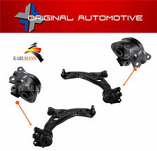 FOR MAZDA CX7 CX9 MPV 06-12 FRONT LEFT & RIGHT SUSPENSION WISHBONE ARM BUSHS X2