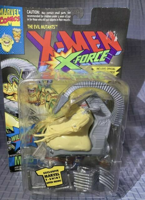 X-MEN MOJO EVIL MUTANT 1993 MARVEL TOY BIZ ACTION FIGURE MOC FREE SHIPPING