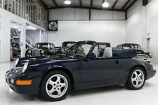 1993 Porsche 911 Carrera 2 Cabriolet Drives And Performs Like New