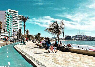 Casa para 18 Personas! 4 Recs / 9 Camas / A 2 cuadras del Malecón y de la Playa!