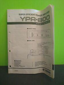 Yamaha-ypa-800-Service-Manual-Original-Super-effiziente-Endstufe