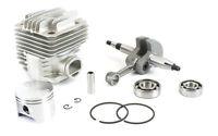 Rebuild Kit Fits Stihl Ts400 W/ Crankshaft Cylinder Piston Rod & Gasket Kit