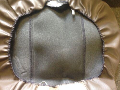 Funda del asiento conductor original Case IH para Maxxum puma puma cvx quadtrac